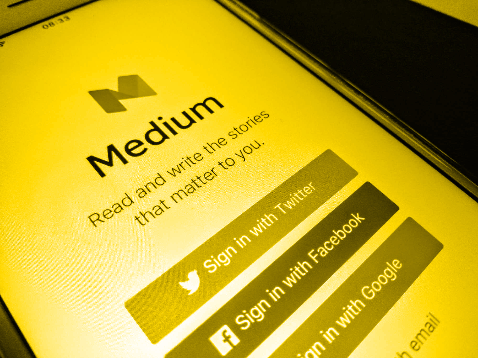 "Do I have to have my steak and blog ""Medium""?"